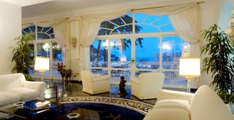 奎西萨那酒店 - 卡普里岛 - 休息厅