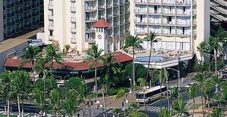 威基基海岸公园酒店 - 檀香山 - 建筑