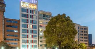 墨西哥特瑞普wtc酒店 - 墨西哥城 - 建筑