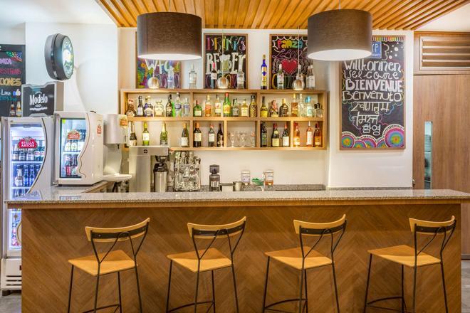 墨西哥特瑞普wtc酒店 - 墨西哥城 - 酒吧