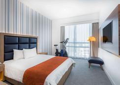 墨西哥特瑞普wtc酒店 - 墨西哥城 - 睡房