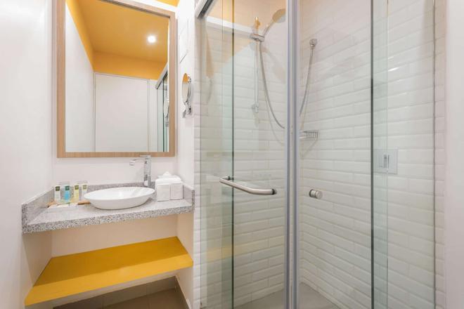 墨西哥特瑞普wtc酒店 - 墨西哥城 - 浴室