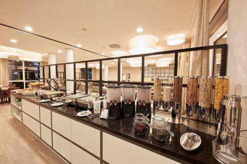 格丁根高特尔生活酒店 - 哥廷根 - 自助餐