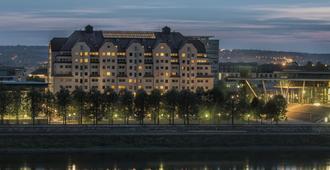 玛丽蒂姆德累斯顿酒店 - 德累斯顿 - 建筑