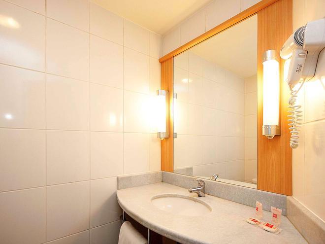 里约热内卢桑托斯杜蒙特宜必思酒店 - 里约热内卢 - 浴室