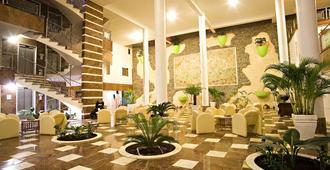 埃斯梅拉达普拉亚酒店 - 纳塔尔 - 大厅