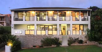 灰石旅馆 - 杰弗里湾 - 建筑