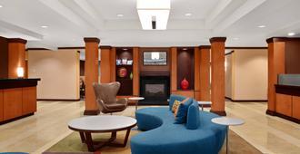圣奥古斯丁I-95费尔菲尔德万豪套房酒店 - 圣奥古斯丁 - 休息厅