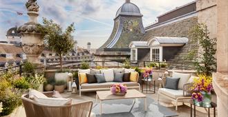皇家咖啡馆酒店 - 伦敦 - 阳台