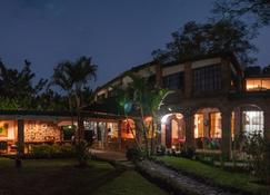 谷之 Spa 旅馆酒店 - 仅供成人入住 - 特坡兹特兰 - 建筑