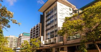 曼特拉露台酒店 - 布里斯班 - 建筑