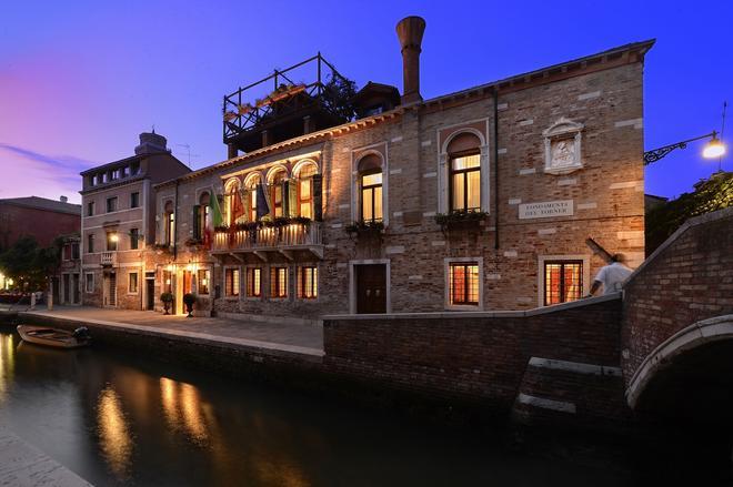 麦当娜大厦酒店 - 威尼斯 - 建筑