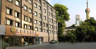 上海北外滩东信酒店 - 上海 - 建筑