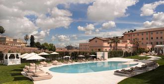 小阿格里皮娜别墅盛美利亚酒店 - 世界酒店领导品牌成员 - 罗马 - 游泳池