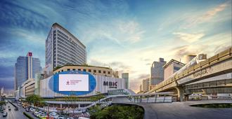 Mbk中心芭桐湾公主酒店 - 曼谷 - 户外景观