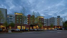 西雅图贝威尔凯悦酒店 - 贝尔维尤 - 建筑