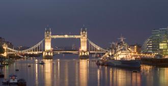 伦敦格林威治诺富特酒店 - 伦敦 - 户外景观