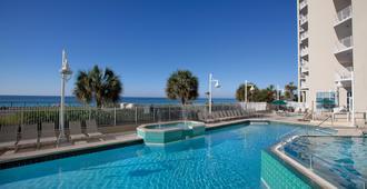 壮丽太阳温德姆俱乐部酒店 - 米拉马海滩 - 游泳池