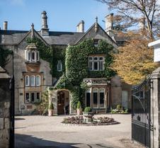 巴斯小修道院 - 丽莱斯城堡酒店