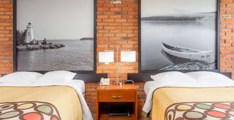 速8萨德伯里酒店 - 萨德伯里 - 睡房