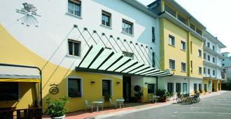 戴安娜酒店 - 耶索洛 - 建筑