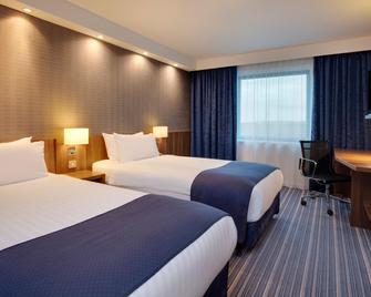 快捷假日伦敦希斯罗T5航站酒店 - 斯劳 - 睡房