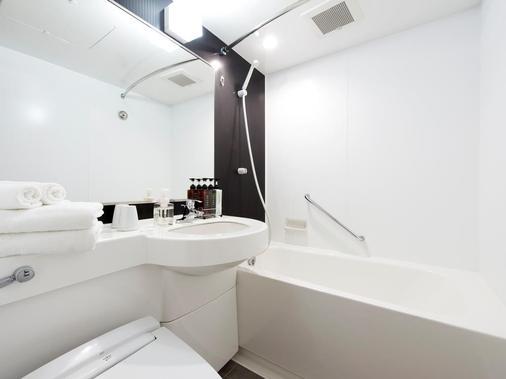 日本桥箱崎芬迪别墅酒店 - 东京 - 浴室