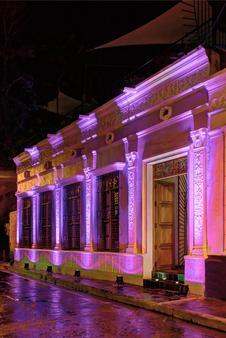 卡萨代勒达卡利酒店 - 圣玛尔塔 - 建筑
