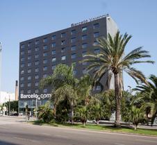 巴塞罗瓦伦西亚酒店