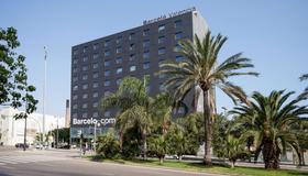 巴塞罗瓦伦西亚酒店 - 巴伦西亚 - 建筑