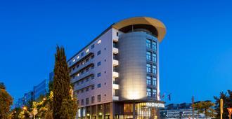 图尔中心车站诺富特酒店 - 图尔 - 建筑