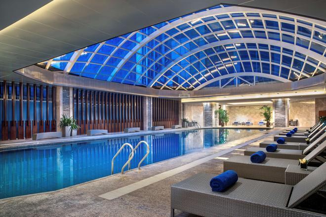 长沙顺天凯宾斯基酒店 - 长沙 - 游泳池