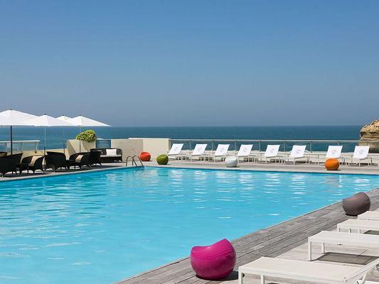 索菲特酒店-比亚里茨米拉玛尔海水浴和水疗 - 比亚里茨 - 游泳池
