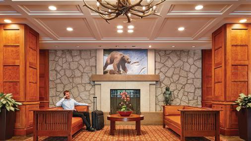 泛太平洋惠斯勒山坡酒店 - 惠斯勒 - 柜台