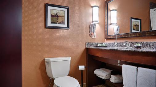 西佳kc赛道精品套房酒店 - 堪萨斯城 - 浴室