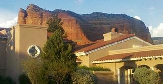 塞多纳峡谷别墅住宿加早餐旅馆 - 塞多纳 - 户外景观