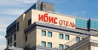 莫斯科中心巴克如斯纳酒店 - 莫斯科 - 建筑