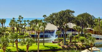 索纳斯特度假酒店 - 希尔顿黑德岛 - 希尔顿黑德岛 - 建筑