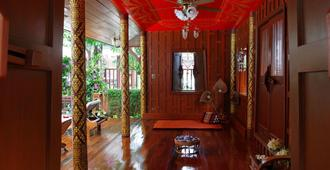 兰花度假村 - 曼谷 - 睡房