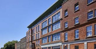 黑厅广场自助式青年旅舍 - 都柏林 - 建筑