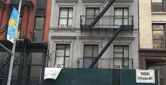 法比套房公寓钢铁酒店 - 纽约 - 建筑
