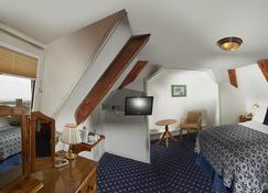 贝斯特韦斯特穆尔斯酒店 - 圣彼得港 - 睡房