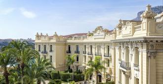 蒙特卡洛隐居酒店 - 摩纳哥 - 户外景观
