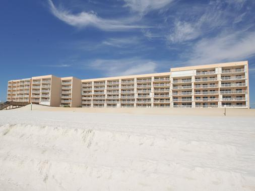 温德姆大酒店岛民公寓 - 沃尔顿堡滩 - 建筑