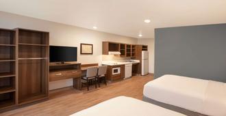 休斯顿 288 号南医学中心伍德斯普林套房酒店 - 休斯顿 - 睡房