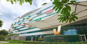 新加坡远东樟宜乡村酒店 - 新加坡 - 建筑