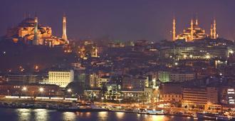 诺富特伊斯坦布尔博斯普鲁斯酒店 - 伊斯坦布尔 - 户外景观