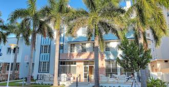 佩斯塔纳南滩酒店 - 迈阿密海滩 - 建筑