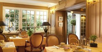瓦伦纳酒店 - 巴黎 - 餐馆