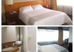 艾克塞西尔酒店 - 波哥大 - 睡房